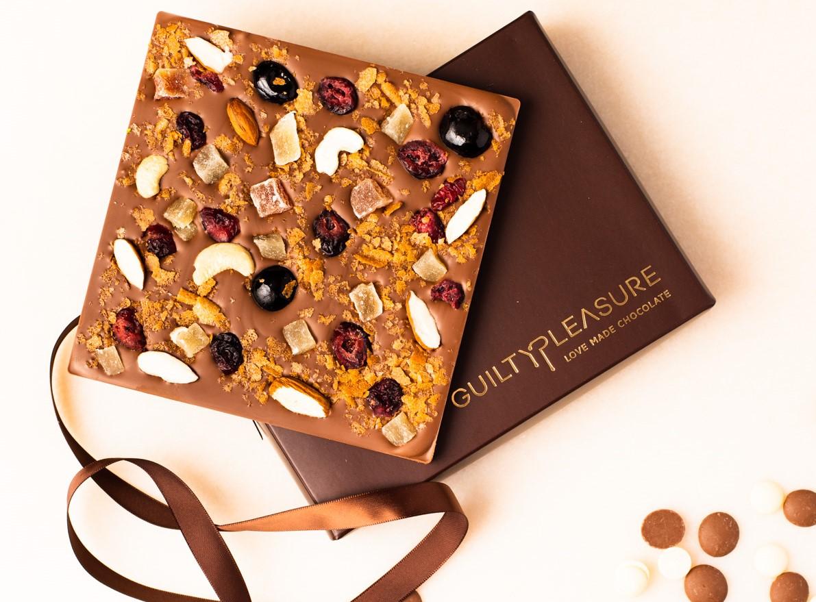 Beneficiile ciocolatei pentru copii